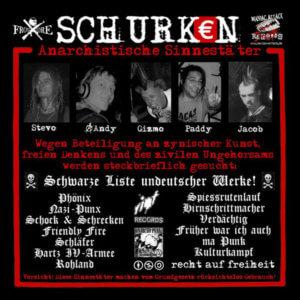Schurkenstaat – Phönix / LP